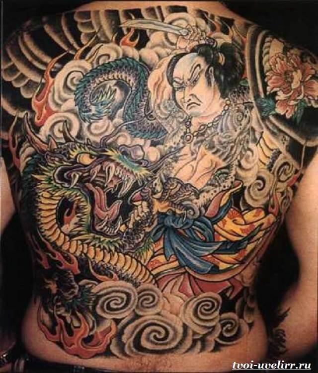 Японские-тату-и-их-значение-9