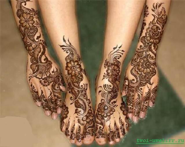 Мехенди-на-руках-Рисунки-мехенди-Хна-для-мехенди-6