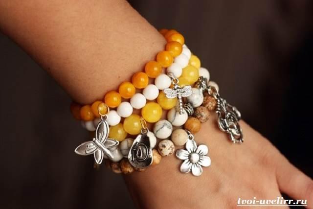 Модные-браслеты-из-натуральных-камней-2