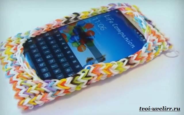 Чехол-для-телефона-из-резинок-Как-сплести-чехол-для-телефона-из-резинок-12