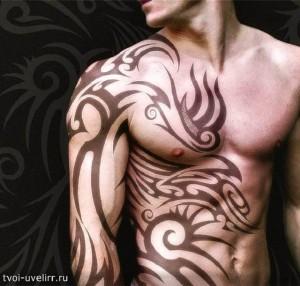 Как и чем можно сделать татуировку в домашних условиях 166