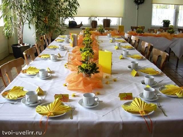 Украшение-стола-Как-красиво-украсить-стол-6