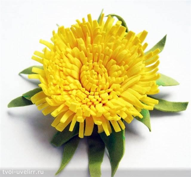 Что-такое-фоамиран-Цветы-из-фоамирана-4