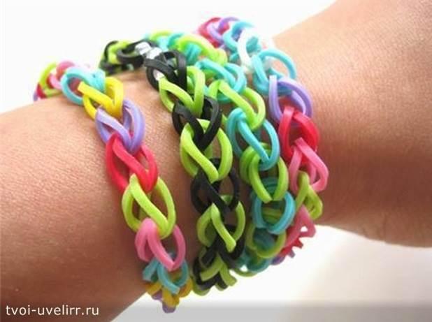 Браслеты-Rainbow-Loom-5