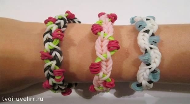 Браслеты-Rainbow-Loom-6