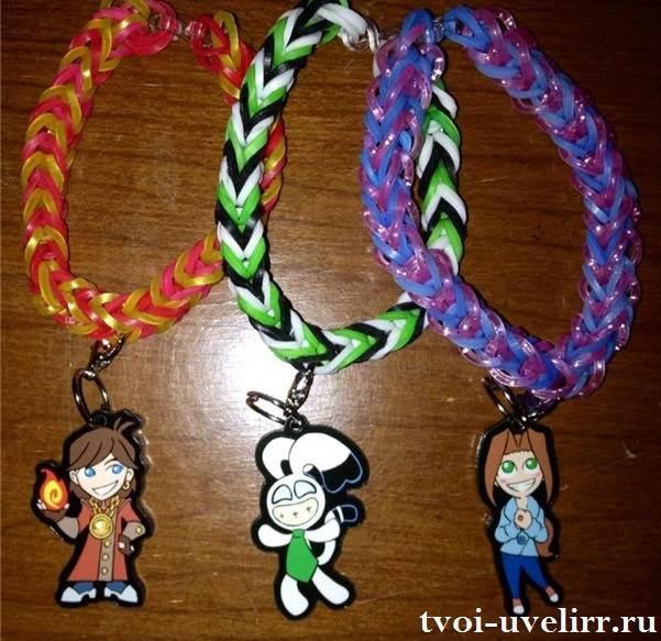 Браслеты-Rainbow-Loom-8