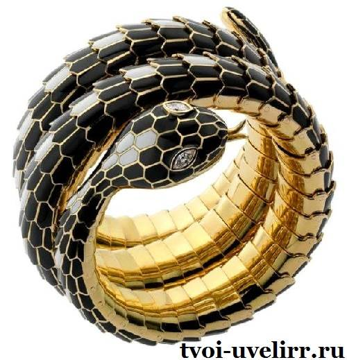 Браслет-Змея-Значения-и-виды-браслетов-Змея-12