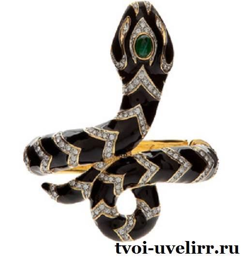Браслет-Змея-Значения-и-виды-браслетов-Змея-2