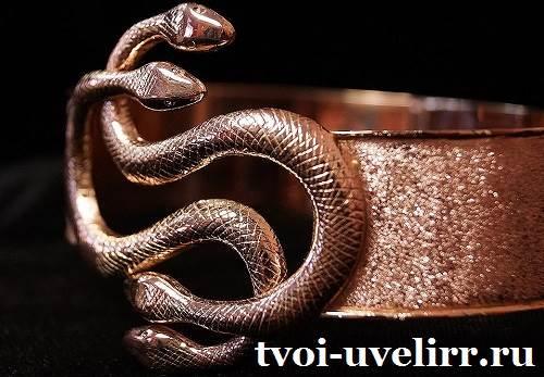 Браслет-Змея-Значения-и-виды-браслетов-Змея-4
