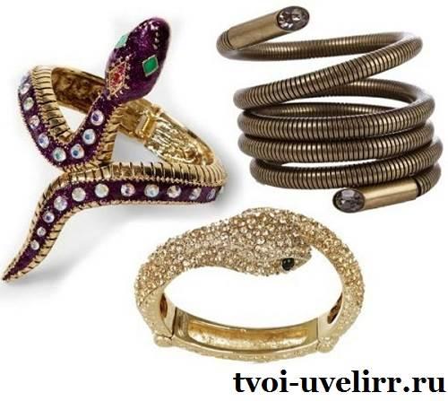 Браслет-Змея-Значения-и-виды-браслетов-Змея-6