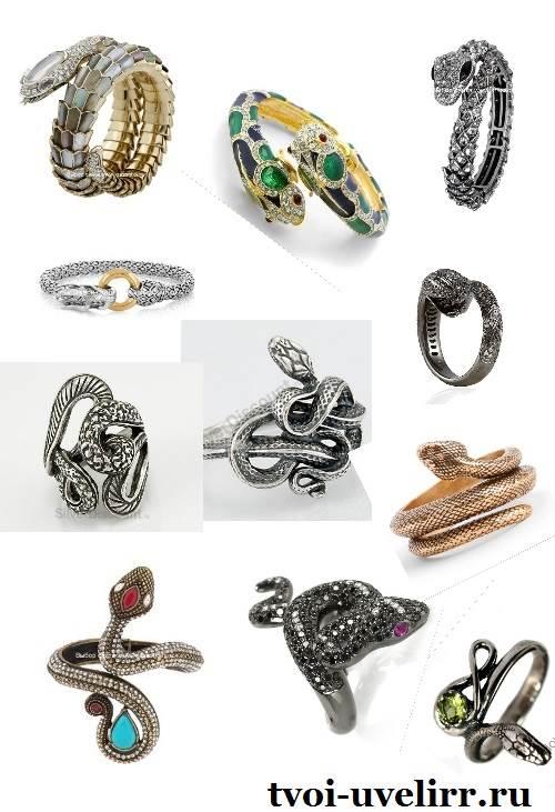 Браслет-Змея-Значения-и-виды-браслетов-Змея-8