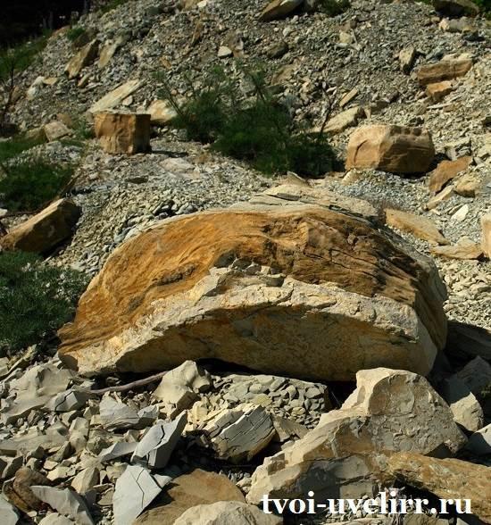 Мергель-камень-Свойства-мергеля-Применение-мергеля-4