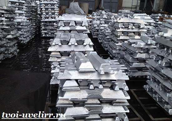 Какими физическими свойствами обладает алюминий