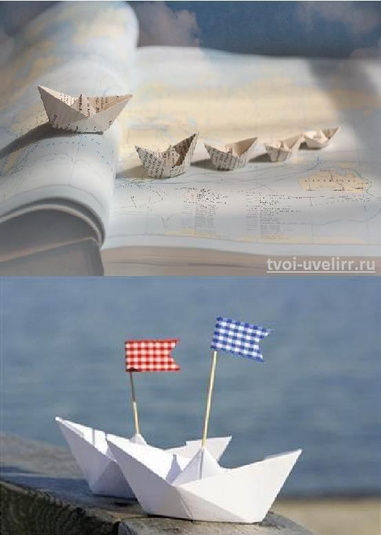 Как-сделать-бумажный-кораблик-3