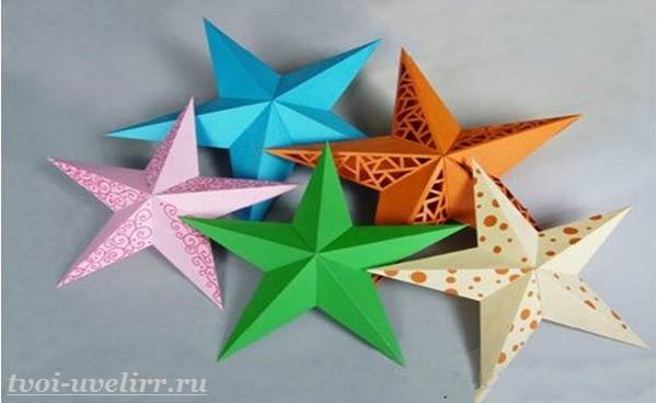 Как-сделать-звезду-на-ёлку-1