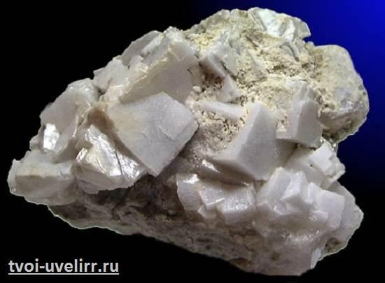 Криолит-камень-Свойства-криолита-Применение-криолита-5
