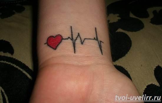 Татуировки под сердцем 96