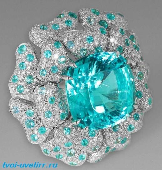 Папариба-турмалин-камень-Свойства-применение-и-цена-параибы-4