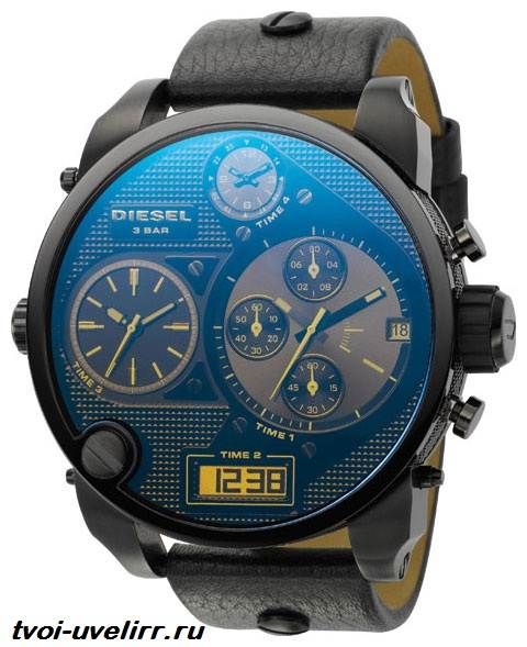 Часы-Diesel-Особенности-отзывы-и-цена-часов-Diesel-2