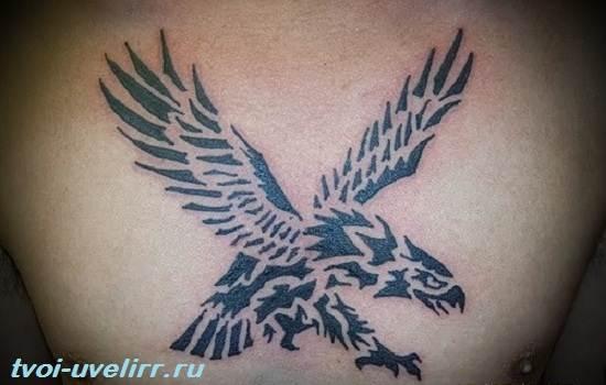 Тату-орел-Виды-и-значение-тату-орёл-10