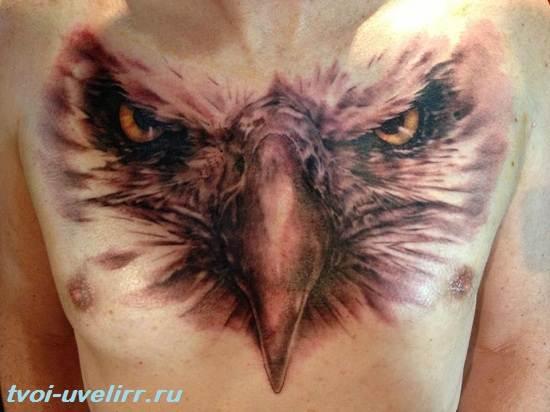 Тату-орел-Виды-и-значение-тату-орёл-4