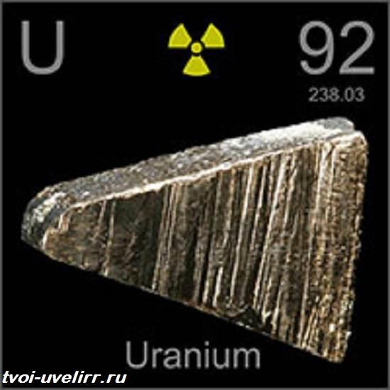 Уран-элемент-Свойства-добыча-применение-и-цена-урана-1
