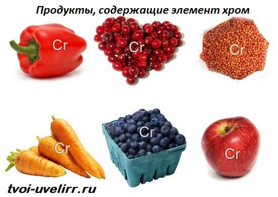 Хром-элемент-Свойства-хрома-Применение-хрома-6