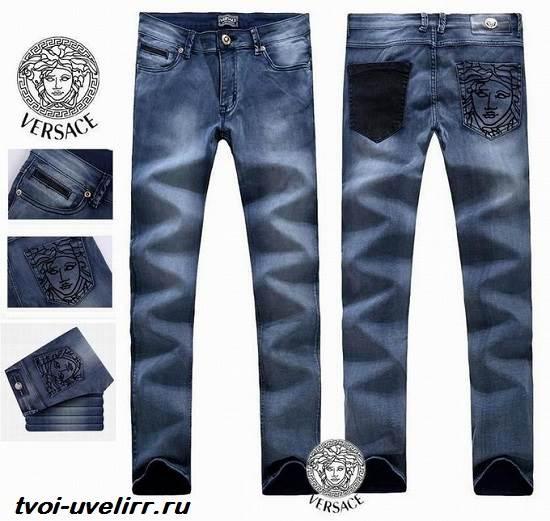 Versace-бренд-Одежда-Versace-Украшения-Versace-Часы-Versace-13