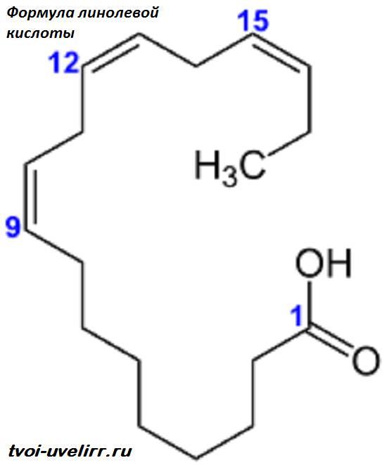 Линолевая-кислота-Свойства-и-применение-линолевой-кислоты-5