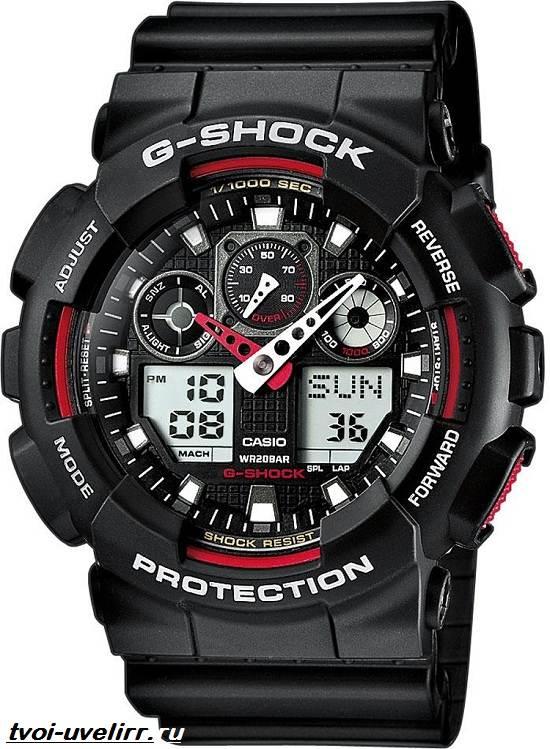 Часы-Casio-Особенности-цена-и-отзывы-о-часах-Casio-2