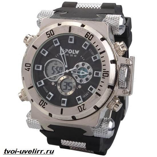 Hpolw, водонепроницаемые спортивные часы Каталог товаров