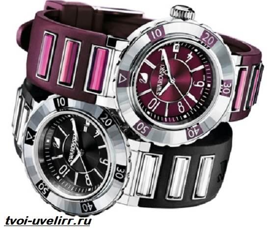 967077aa Часы Swarovski. Особенности, цена и отзывы о часах Swarovski   Твой ...