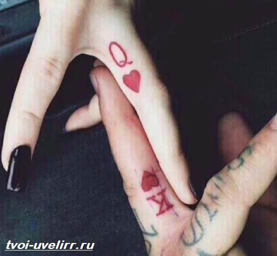 Тату-для-влюбленных-Значение-тату-для-влюбленных-Эскизы-и-фото-тату-для-влюблённых-3