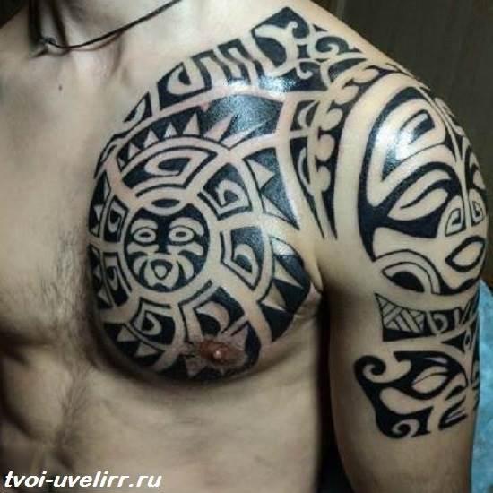 Тату-майя-Значение-тату-майя-Эскизы-и-фото-тату-майя-1