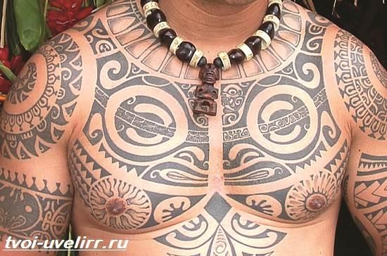Тату-майя-Значение-тату-майя-Эскизы-и-фото-тату-майя-3