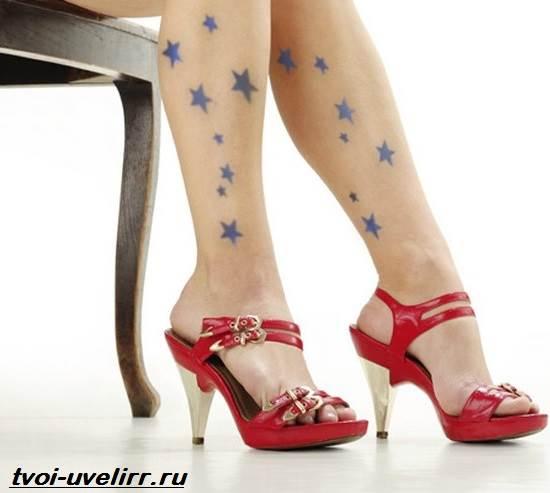 Тату-на-ноге-Значение-тату-на-ноге-Эскизы-и-фото-тату-на-ноге-3