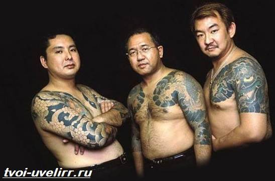 Тату-якудза-Значение-тату-якудзы-Эскизы-и-фото-тату-якудзы-10
