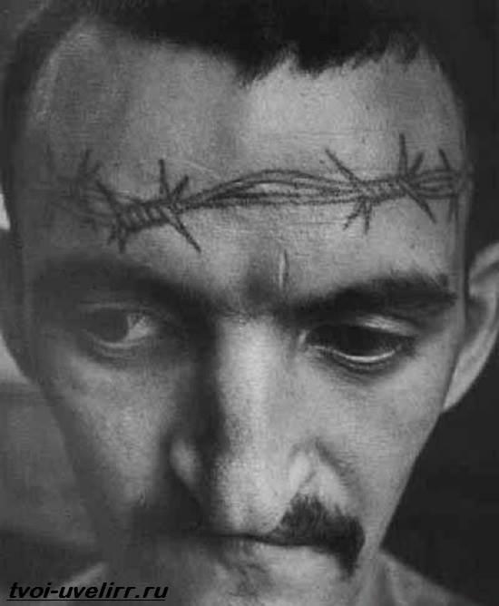 Тюремные-тату-Значение-тюремных-тату-Эскизы-и-фото-тюремных-тату-7