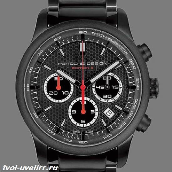 Часы porsche design diver