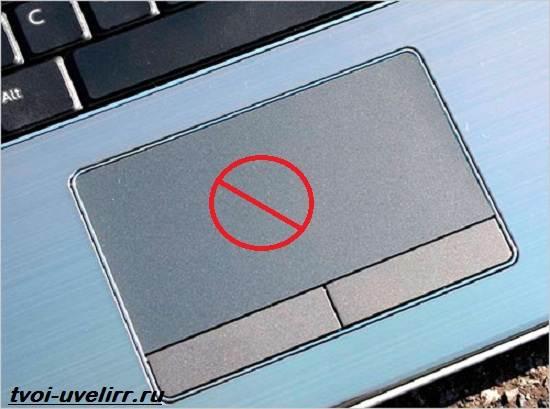 Как-отключить-тачпад-на-ноутбуке-3
