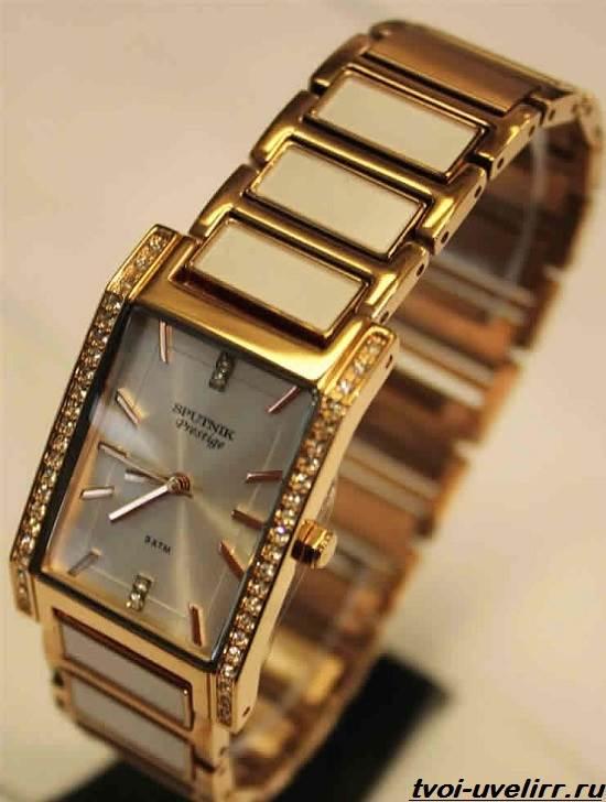 87686633631e Часы Спутник. Описание, особенности, отзывы и цена часов Спутник ...
