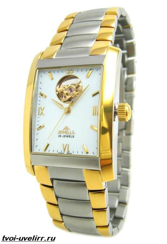 Часы-Appella-Описание-особенности-отзывы-и-цена-часов-Appella-1