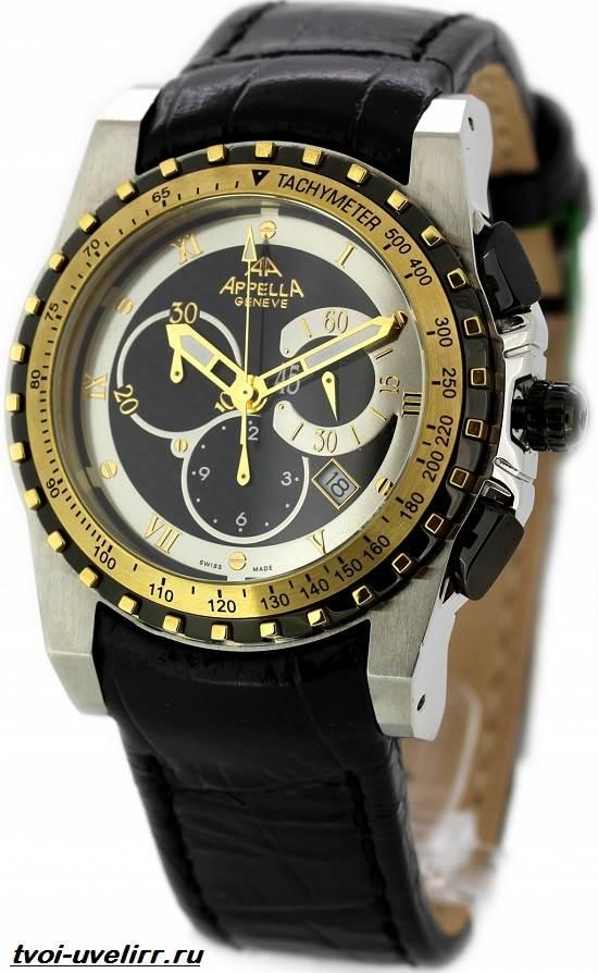 Часы-Appella-Описание-особенности-отзывы-и-цена-часов-Appella-9