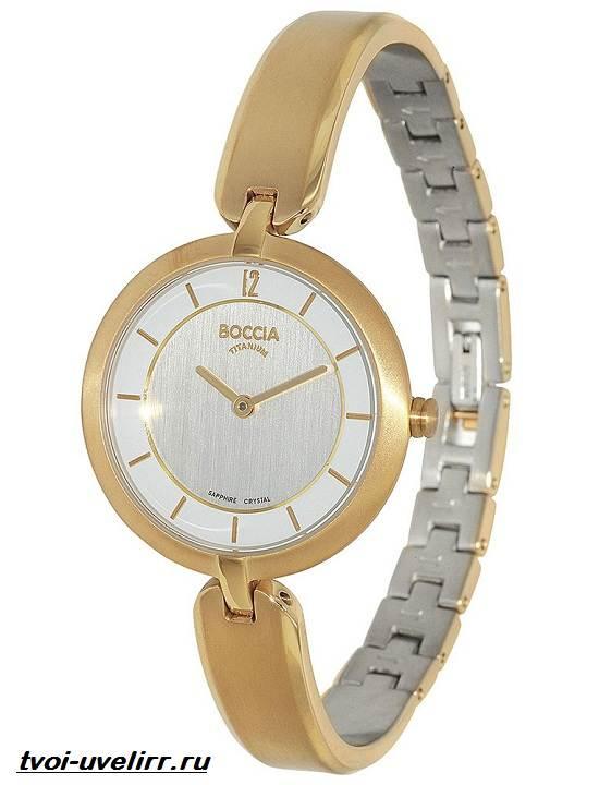 Наручные часы Boccia Titanium Отзывы покупателей