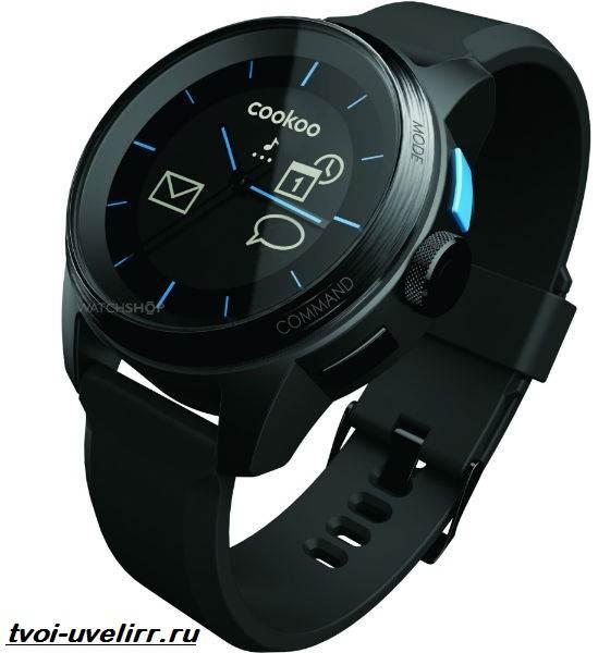 Часы-CooKoo-Описание-особенности-отзывы-и-цена-часов-CooKoo-1