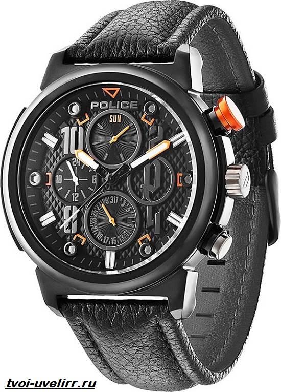 Часы-Police-Описание-особенности-отзывы-и-цена-часов-Police-1
