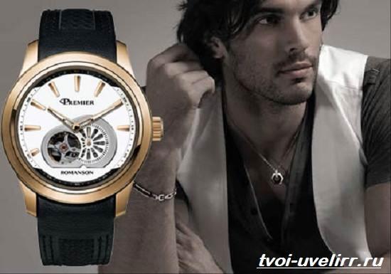 Часы-Romanson-Описание-особенности-отзывы-и-цена-часов-Romanson-2