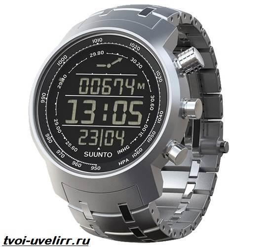 Часы-Suunto-Описание-особенности-отзывы-и-цена-часов-Suunto-2