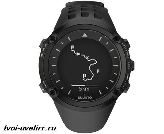 Часы-Suunto-Описание-особенности-отзывы-и-цена-часов-Suunto-3