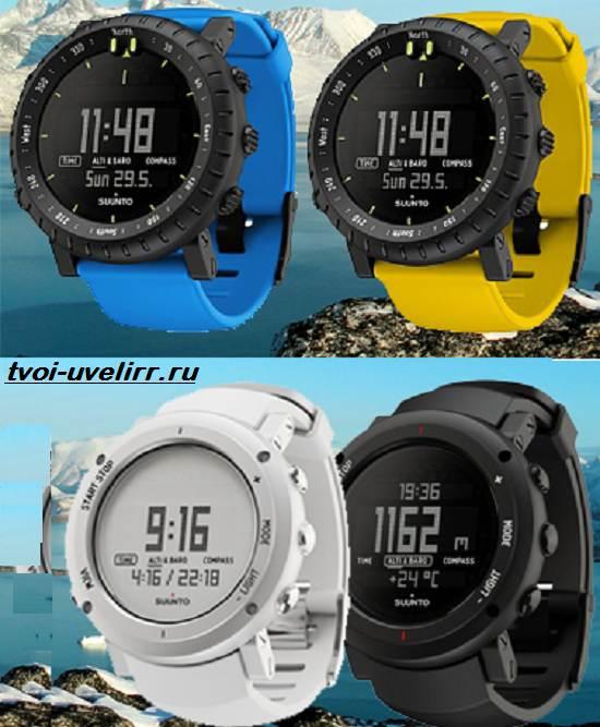Часы-Suunto-Описание-особенности-отзывы-и-цена-часов-Suunto-4
